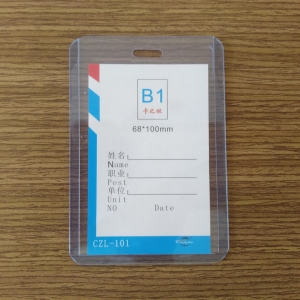 bao nhựa cứng B1(dọc)