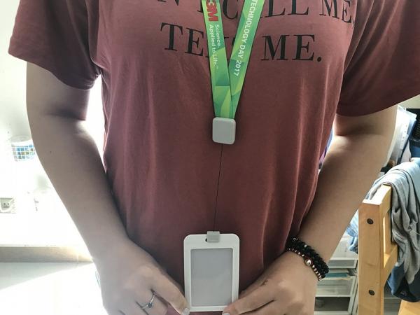 Dây đeo thẻ nguyên bộ yoyo thông minh kèm bao thẻ